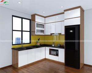 Tủ Bếp Melamine M4